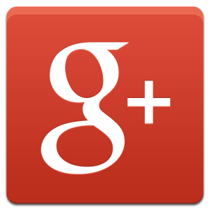 We're on Google plus
